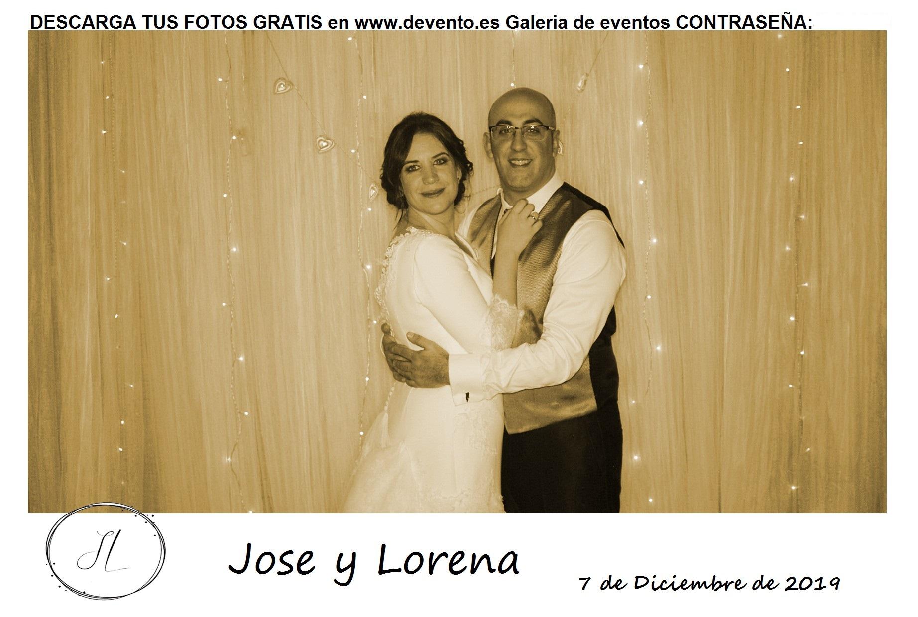 JOSE Y LORENA