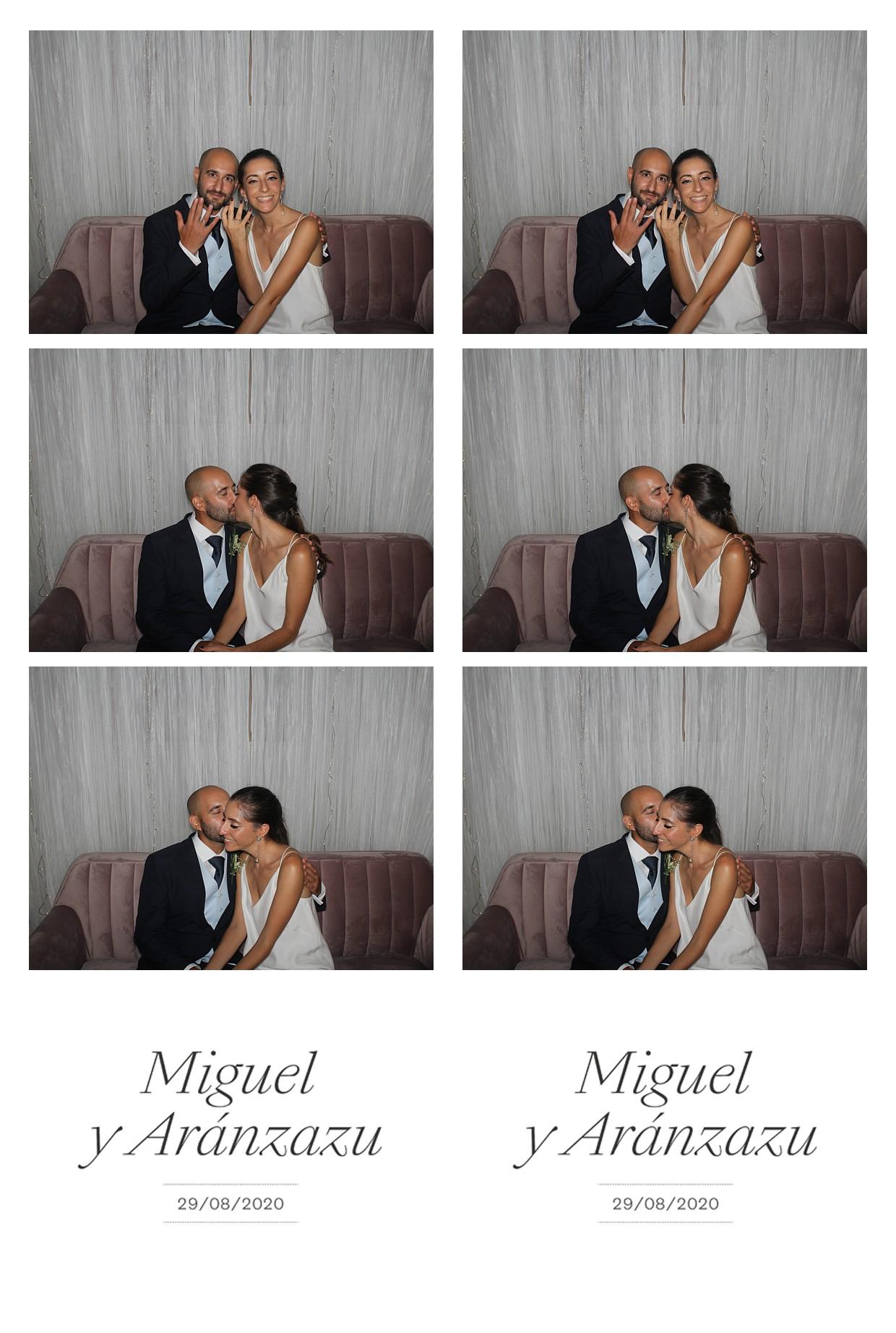 MIGUEL Y ARÁNZAZU