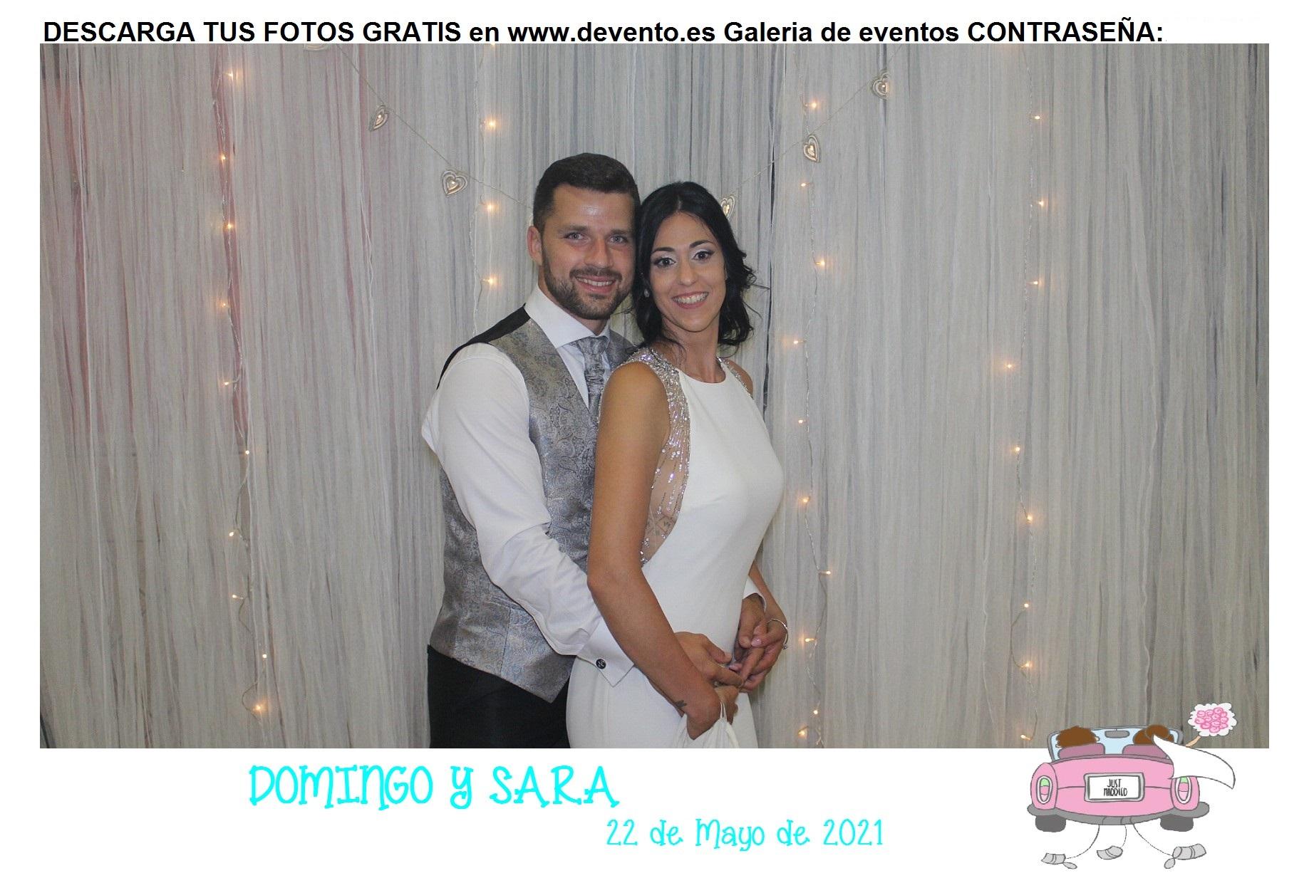 DOMINGO Y SARA